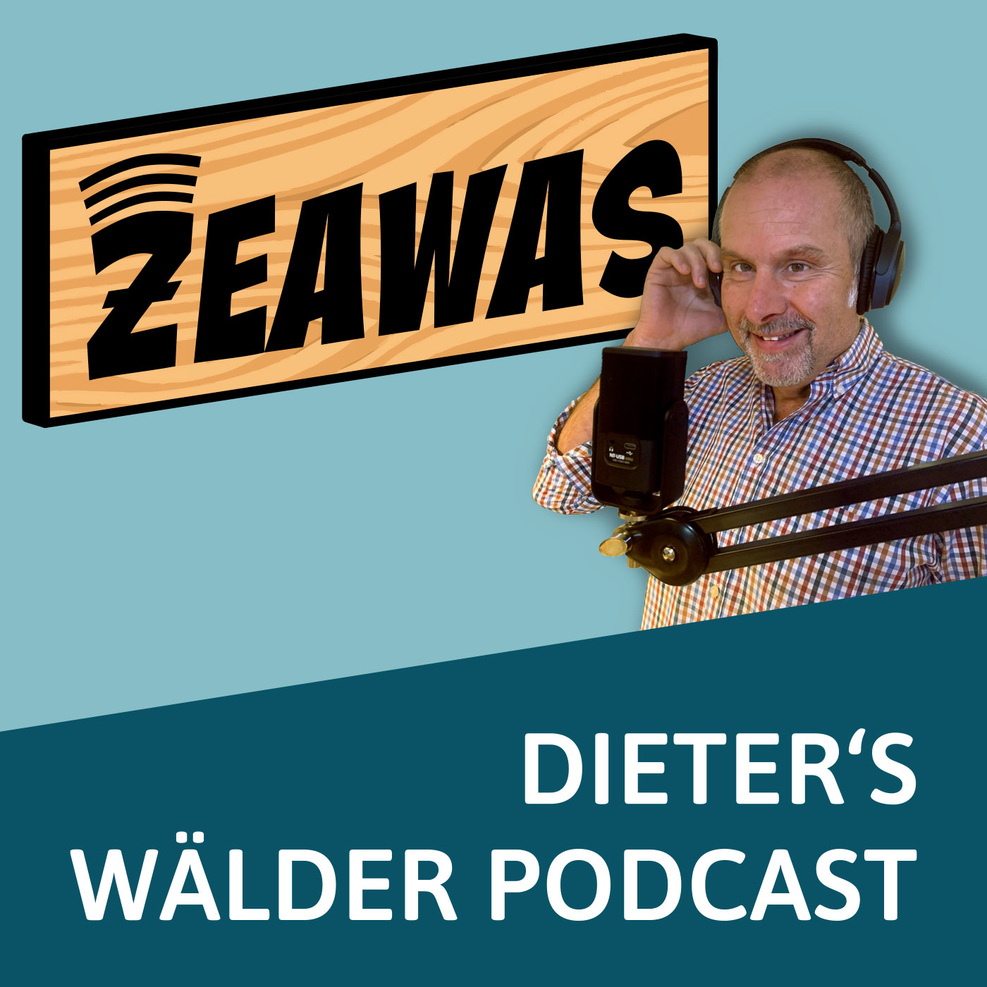 ZEAWAS - Dieter's Wälder Podcast Cover
