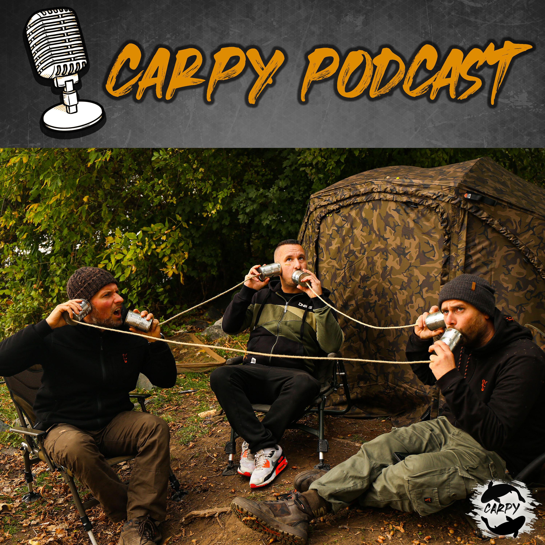 Carpy Podcast Cover