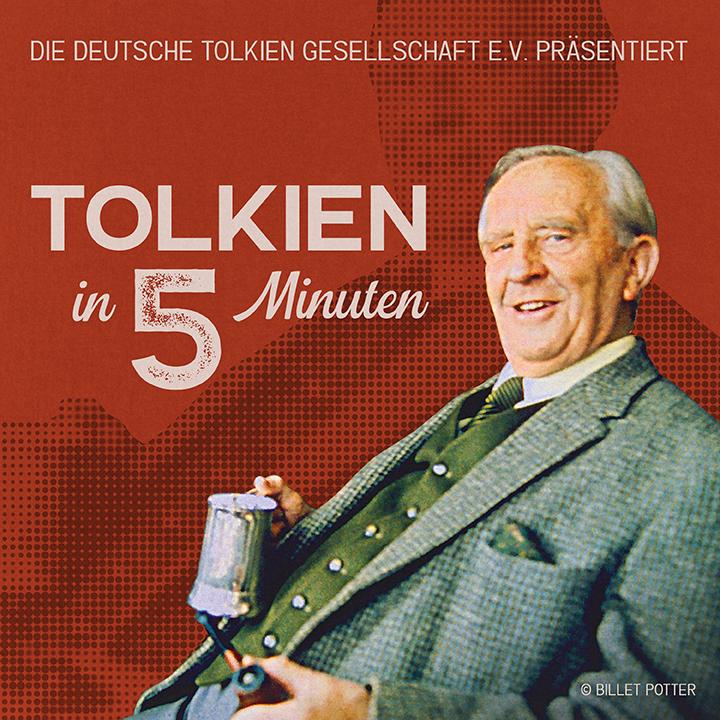 Tolkien in 5 Minuten Cover