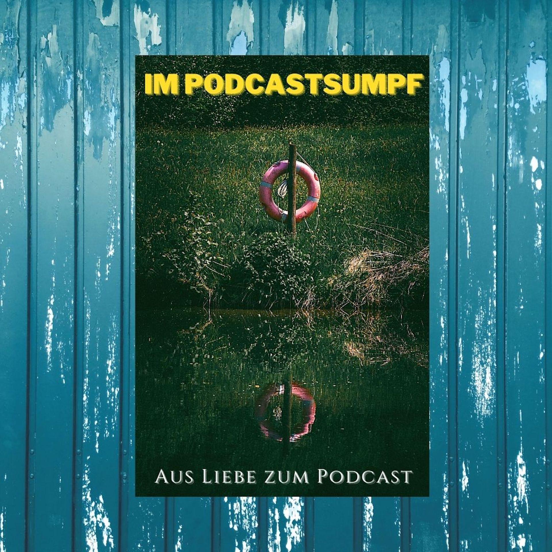 Im Podcastsumpf Cover