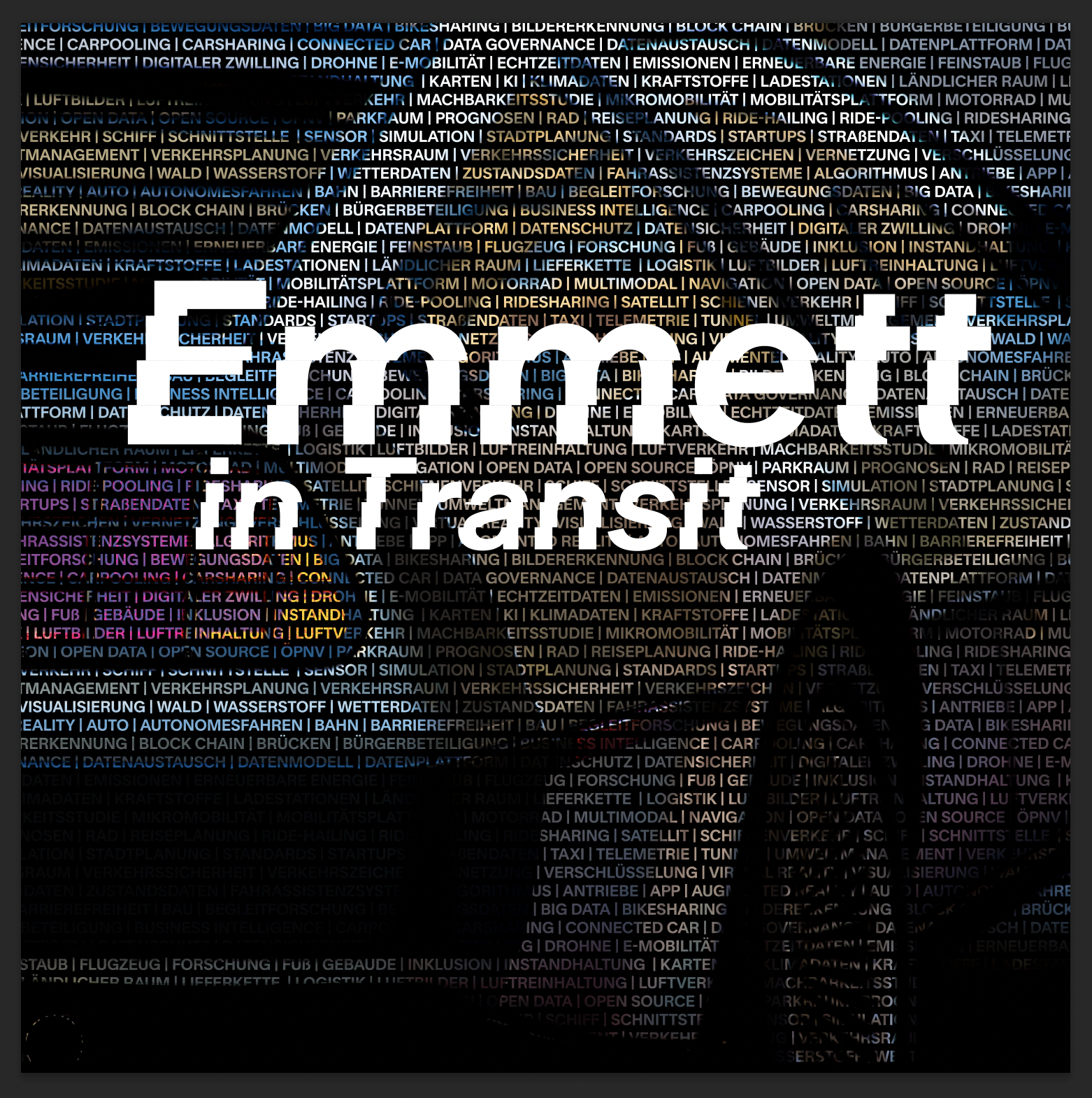 Emmett in Transit Cover