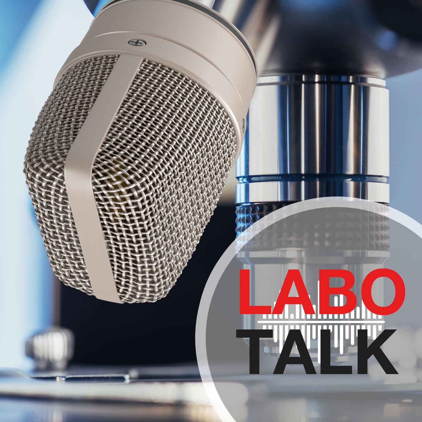 LABO Talk Cover