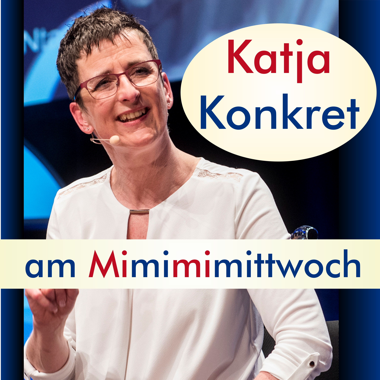 KatjaKonkret am Mimimimittwoch Cover