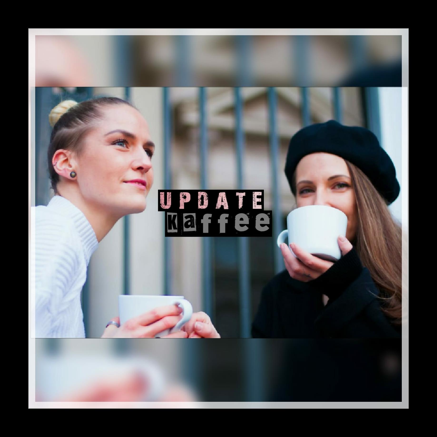 UpDateKaffee Cover