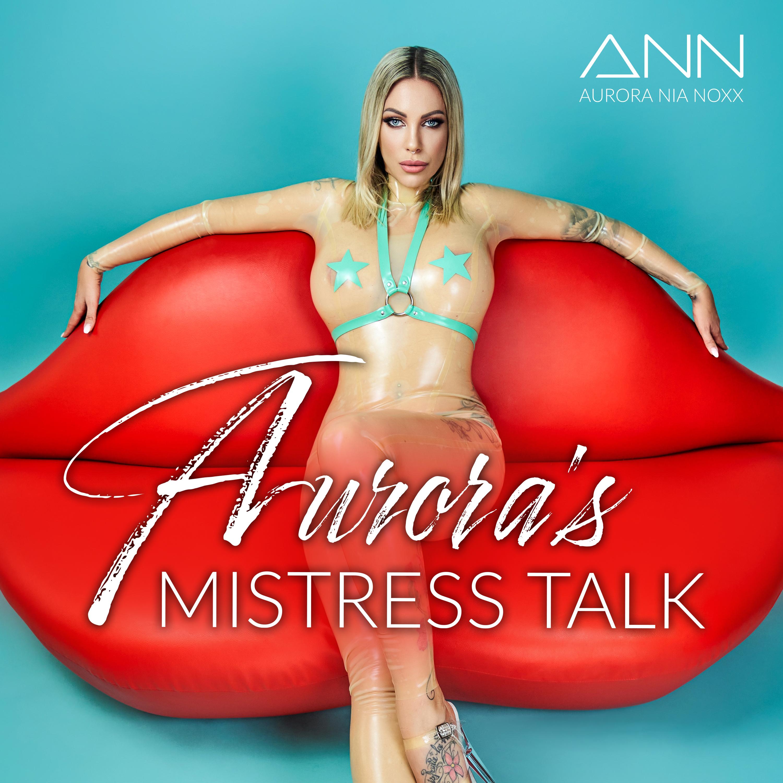 AURORA´s MISTRESS TALK Cover