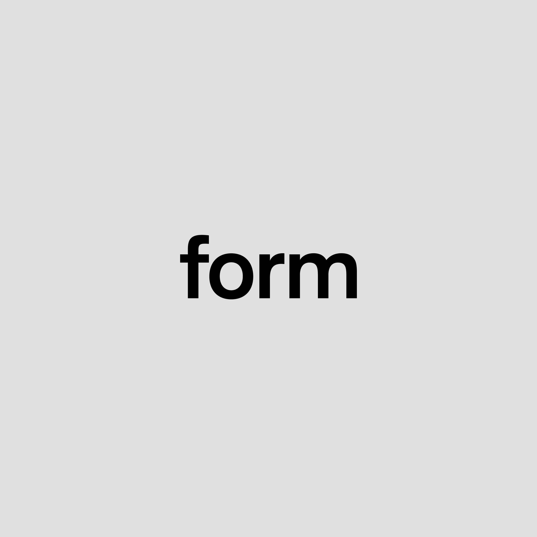 form Design Podcast Cover