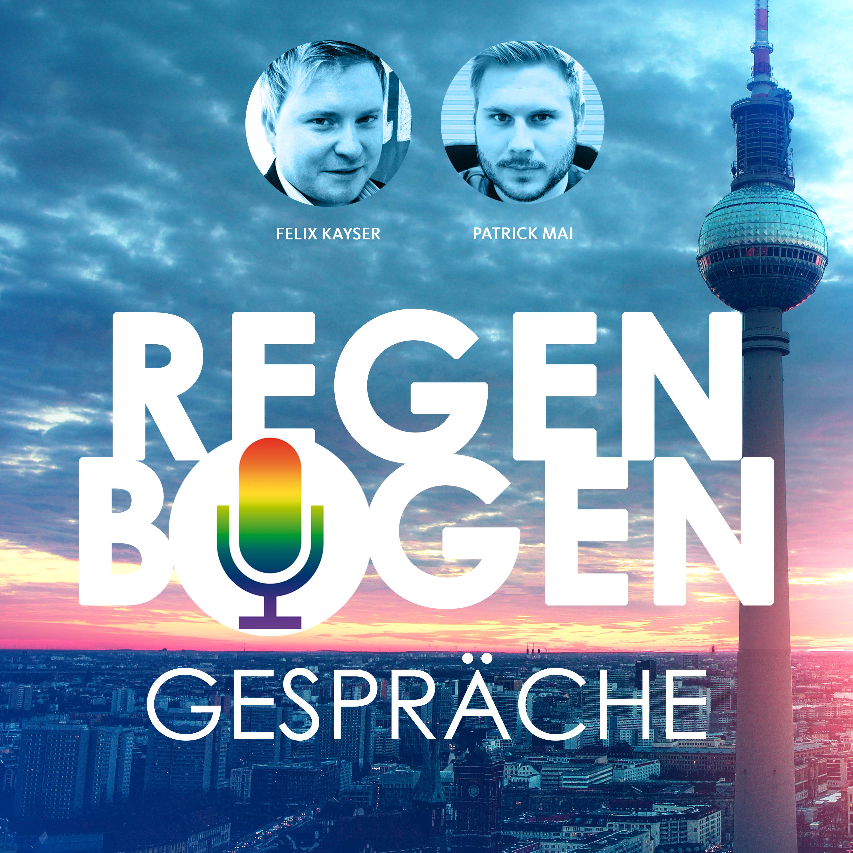 Regenbogen - Gespräche Cover