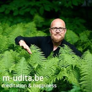 m-udita.be - podcast für meditation & happiness