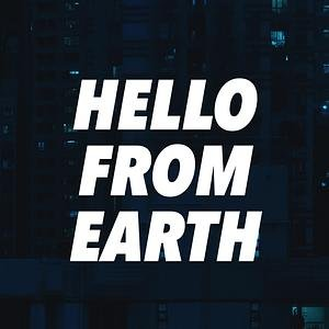 Hello from Earth