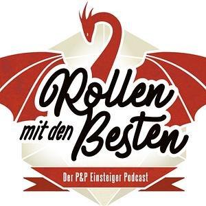 Rollen mit den Besten   Der Pen & Paper Podcast für Einsteiger