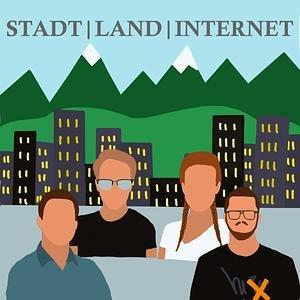 Stadt Land Internet