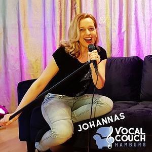 Johannas Vocalcouch Podcast Cover