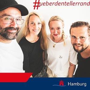 #ueberdentellerrand