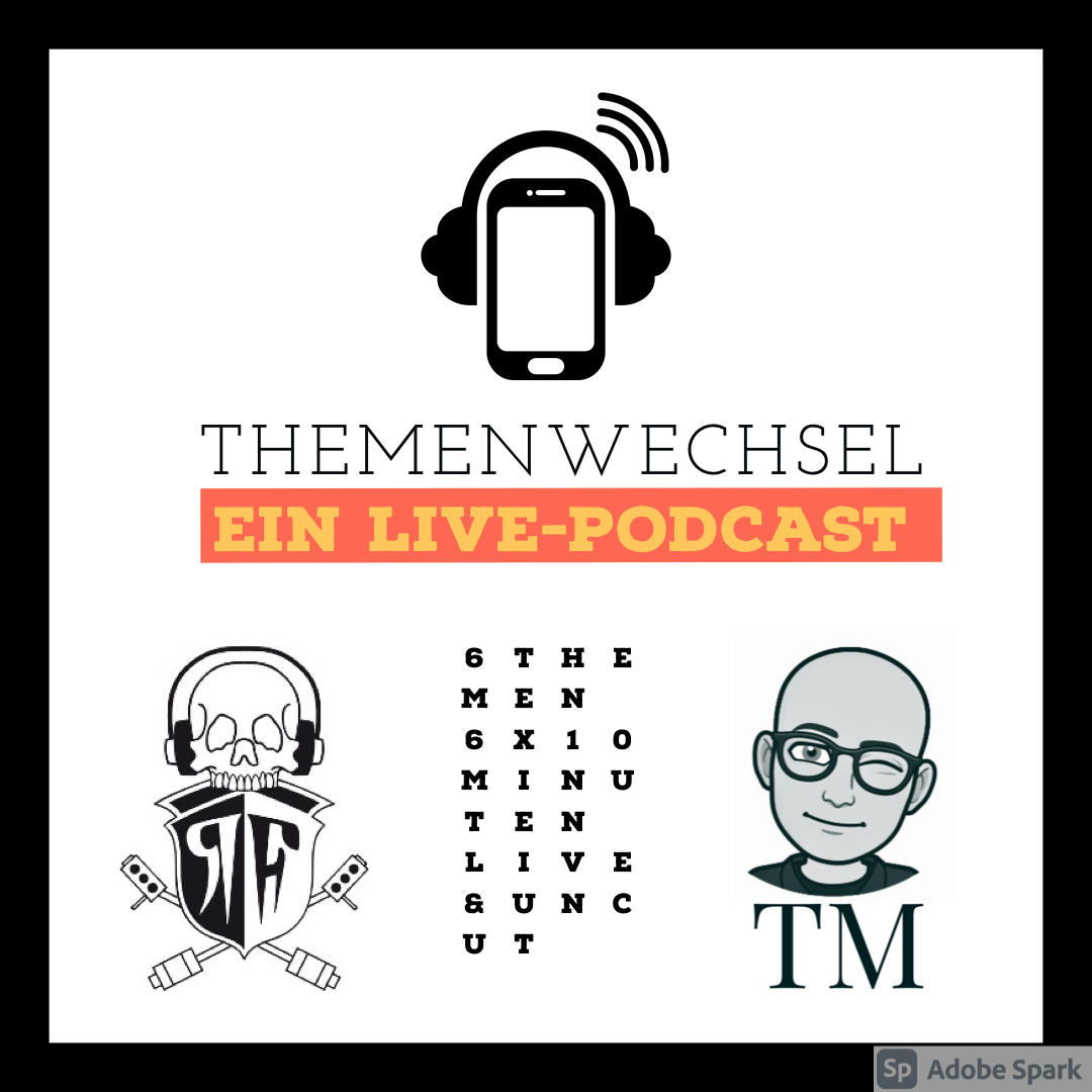 Themenwechsel - der live Podcast Cover